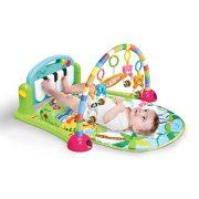 4-en-1-Kick-et-Play-Piano-Gym-unisexe-bb-Gym-Tapis-de-jeu-musical-dactivit-Tapis-de-jeu-jouets-en-peluche-Hochet-lumire-et-son-Tapis-de-jeu-dcouverte-Carpet-pour-les-tout-petits-enfants-nouveau-n-Kick-0