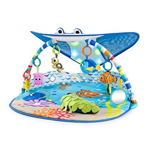 DISNEY-Baby-Mr-Ray-Ocean-Lights-Tapis-dEveil-0