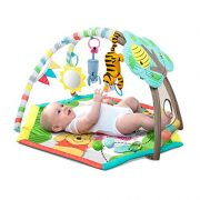 Disney-Baby-Winnie-the-Pooh-Happy-as-Can-Bee-Activity-Gym-Tapis-dveil-conu-par-Bright-Starts-0-0