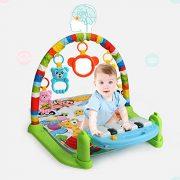 Cozyhoma-Kick-et-Play-Piano-Gym-Born-bb-Tapis-de-Jeu-avec-Centre-dactivit-Musique-et-Sons-Toys-Pad-pour-ou-garon-et-Fille-036-Mois-60x74x42cm-color-0-1