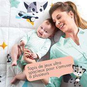 Tiny-Love-Tapis-dEveil-Gant-Pour-Bb-Design-Ds-la-naissance-Collection-Black-White-150-x-100-cm-0-0
