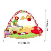 Tapis-dveil--Balle-90x90x50cm-Super-Doux-Bb-Fitness-Rack-Bb-Jeu-Couverture-Arches-de-Jeu-et-Jouets-Amovibles-0-0