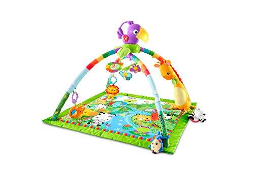 Fisher-Price-Tapis-musical-dveil-de-la-Jungle-pour-bb-jouets-et-activits-musique-et-lumires-dansantes-emballage-ferm-ds-la-naissance-GXC35-0