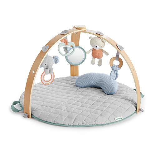 Ingenuity-Tapis-dveil-et-dactivits-avec-couette-rversible-et-arche-de-jeu-en-bois-Cozy-Spot–Loamy-ds-la-naissance-0